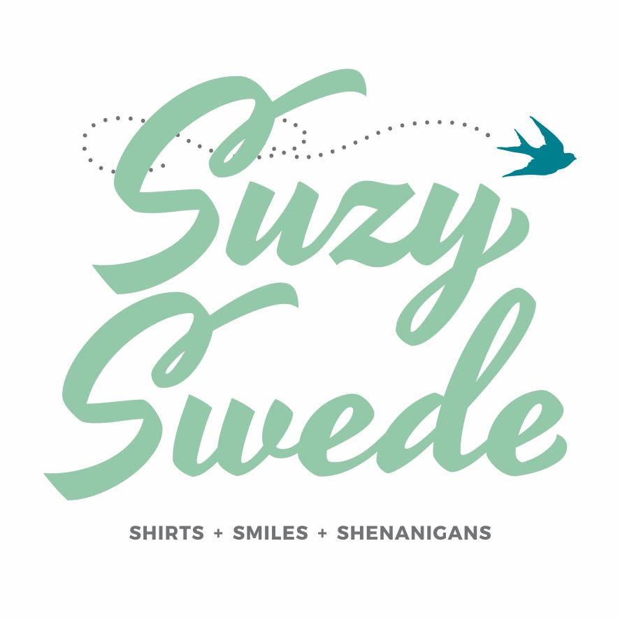 Suzy Swede logo