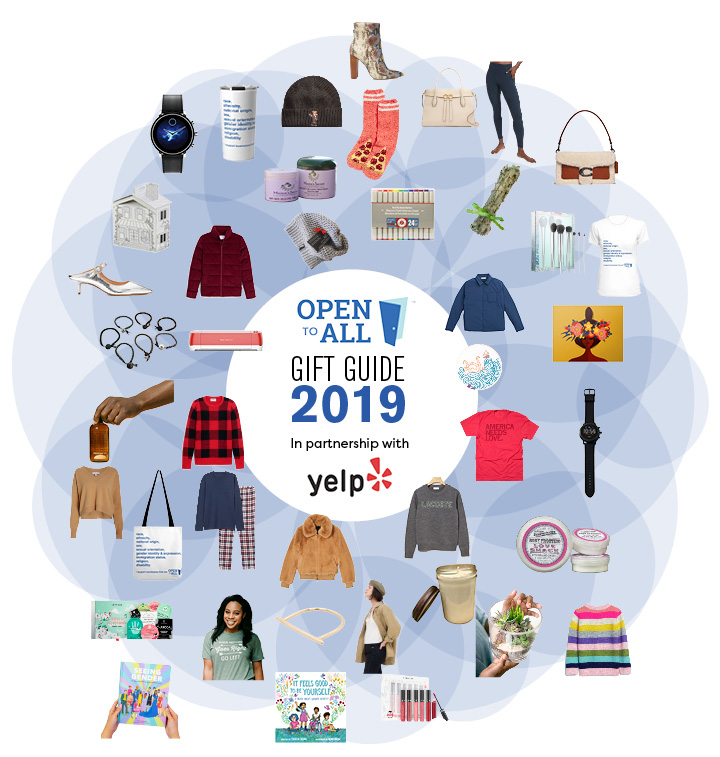 2019 Open to All Gift Guide