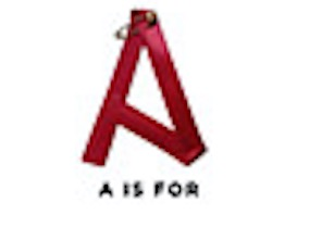 A is For logo
