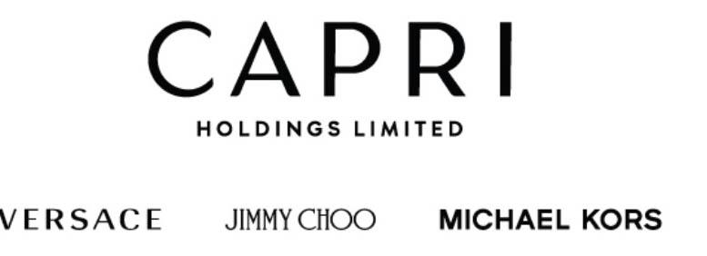 Capri Holdings Limited logo