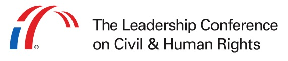 Leadership Conference on Civil & Human Rights logo