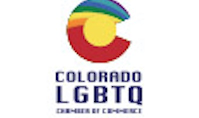 Colorado LGBT Chamber of Commerce logo