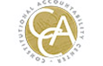 Constitutional Accountability Center logo