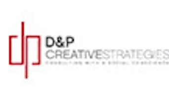 D & P Creative Strategies logo