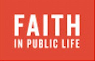 Faith in Public Life logo