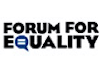 Forum for Equality logo