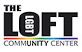 The Loft LGBT Community Center logo