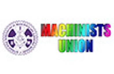 International Association of Machinits and Aerospace Workers logo