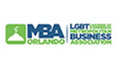MBA Orlando – LGBT Chamber of Commerce Metropolitan Business Association logo
