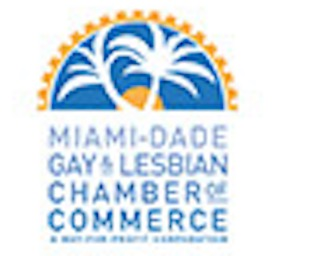 Miami-Dade Gay & Lesbian Chamber of Commerce logo