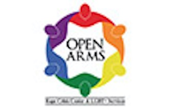 Open Arms Rape Crisis Center and LGBT+ Services logo