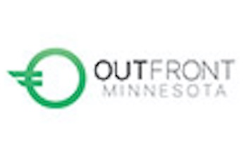 Out Front Minnesota logo