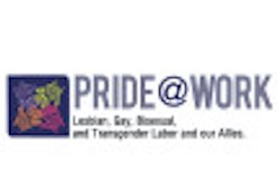 Pride @ Work logo