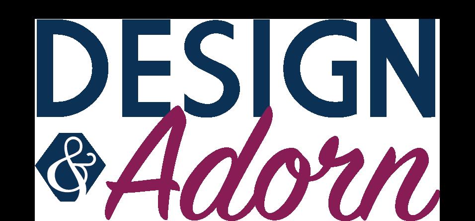 Design & Adorn logo