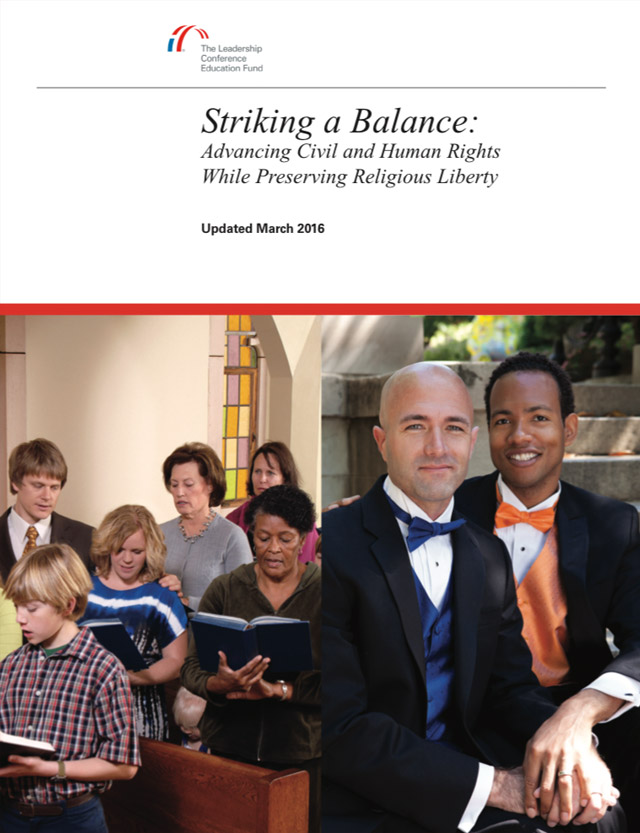 Striking a Balance Article Image