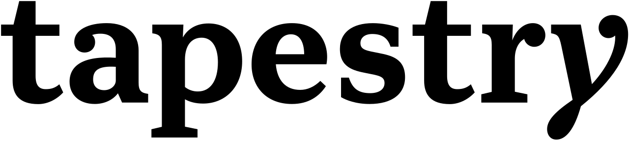 Tapestry standalone logo