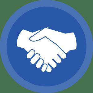 Business Pledge Icon
