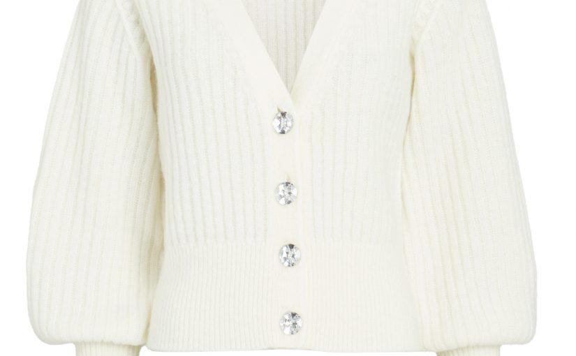 Ella Jewel Button Cardigan