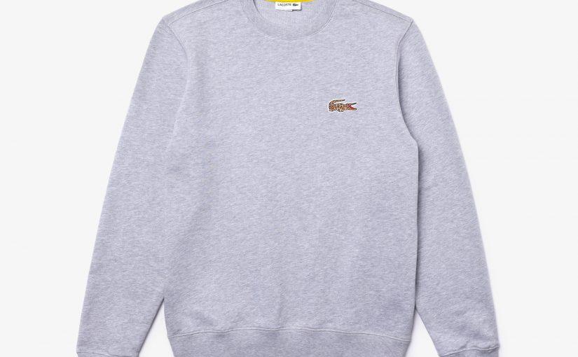 Lacoste x National Geographic Organic Cotton Sweatshirt